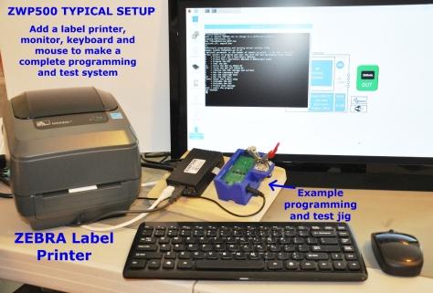 ZWP500SampleSystem